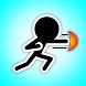 格闘RPG「肉拳」 - ストーリー形式の棒人間バトル - Androidアプリ