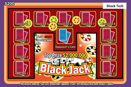 Las Vegas Scratch Ticket LV1 1.1.2 screenshots 8