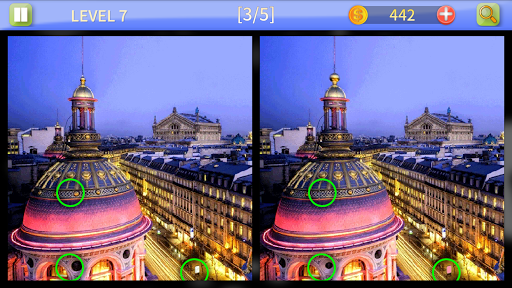 Find & Spot the difference game - 3000+ Levels 1.2.91 screenshots 7