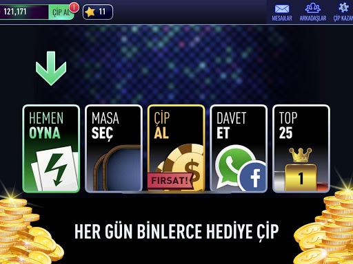 101 Yu00fczbir Okey Elit 1.4.4 screenshots 7