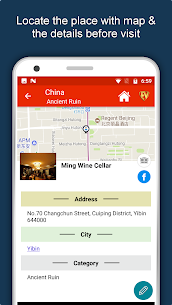 China Travel & Explore, Offline Country Guide 2.1.6 Mod Android Updated 2