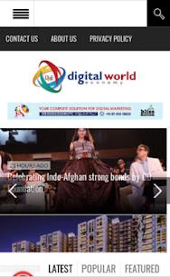 Digital World Economy. 1