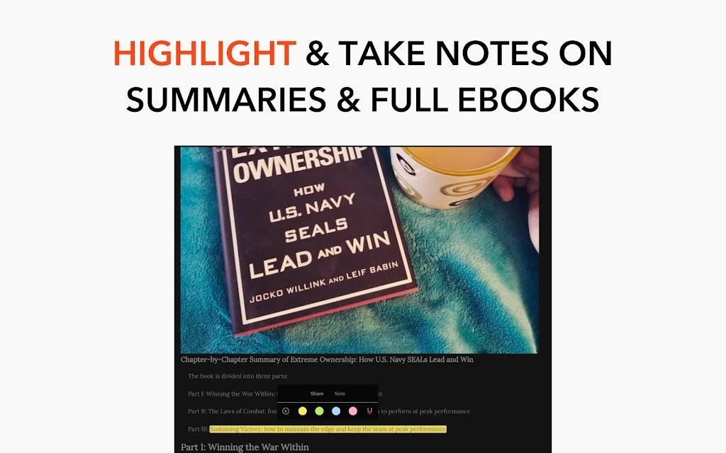 StoryShots - Book Summaries & Free Audio Books poster 12