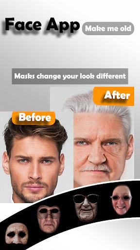 Face Changer   Old Face Maker   Funny Face Maker apktram screenshots 2