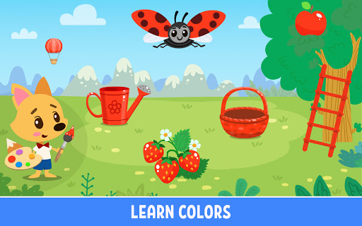 Preschool learning games for toddlers & kids  screenshots 13