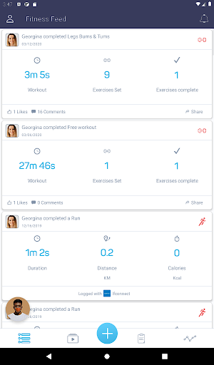 Your Wellbeing Active App screenshot 7
