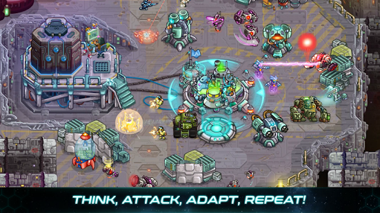 Iron Marines: RTS Offline Real Time Strategy Game [v1.6.7] APK Mod for Android logo