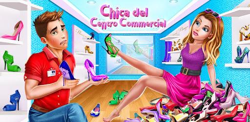 Chica Del Centro Comercial Aplicaciones En Google Play