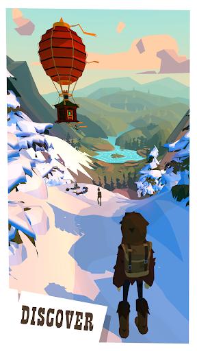 The Trail  screenshots 3