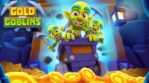 Gold and Goblins: Idle Merger & Mining Simulator 1.5.1 screenshots 1