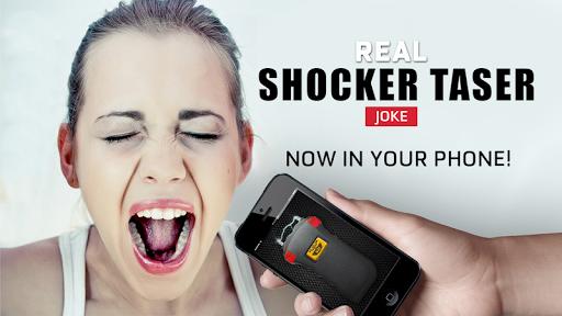 Shocker taser joke simulator 1.2 screenshots 1
