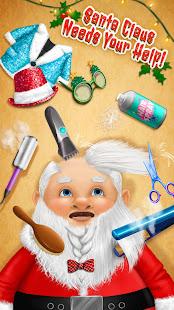 Christmas Animal Hair Salon 2