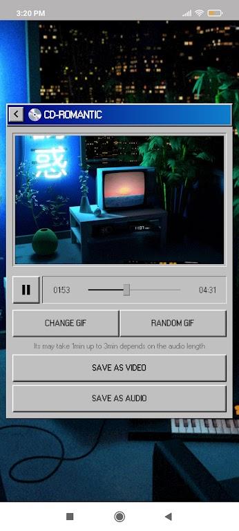 CD-ROMantic PRO 🌴: Vaporwave Music & Video Maker  poster 7