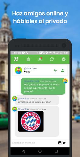 Apretaste: Comparte, Haz amigos, Habla libremente 7.1.0 Screenshots 4