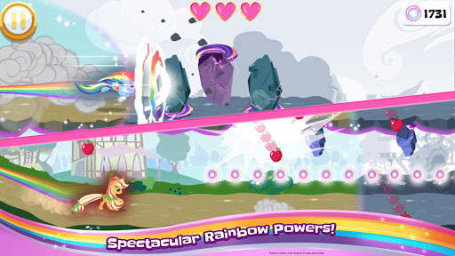 My Little Pony Rainbow Runners 1.6 Screenshots 4