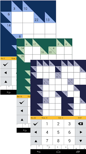 Kakuro Logic Puzzles 1.101 screenshots 7