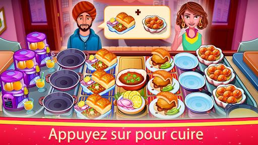 Télécharger Indien Cooking Star: Restaurant jeux de cuisine APK MOD 2