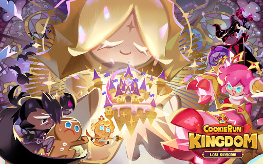 Cookie Run: Kingdom - Kingdom Builder & Battle RPG screenshots apk mod 1