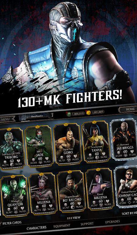 MORTAL KOMBAT: The Ultimate Fighting Game!  poster 0