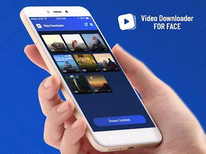 Video Downloader for FB 4