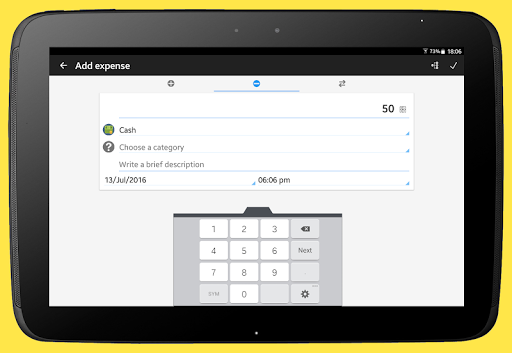 Daily Expenses 3: Personal finance android2mod screenshots 18