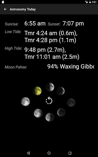 SG Weather 4.23 Screenshots 5