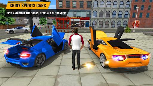 city car racing simulator 2018 screenshot 1