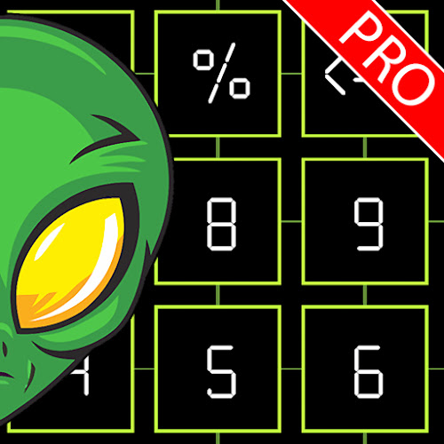 Alien Calculator PRO 1.0.build.16