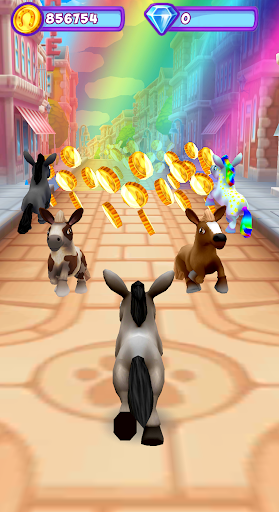 Pony Racing 3D  screenshots 9