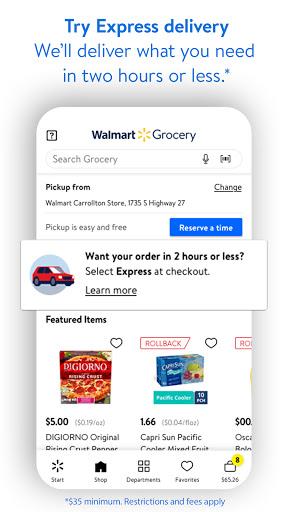 Walmart Shopping & Grocery 20.36.1 Screenshots 5