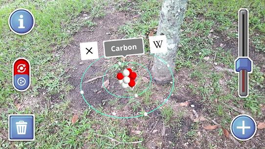 Atom Visualizer for ARCore 5