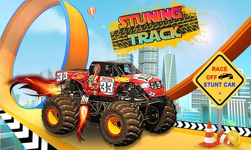 Race Off - stunt car crashing jumping racing game 3.1.1 screenshots 1