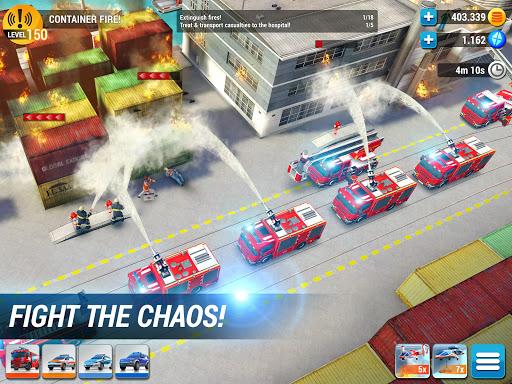 EMERGENCY HQ - free rescue strategy game 1.6.01 Screenshots 8