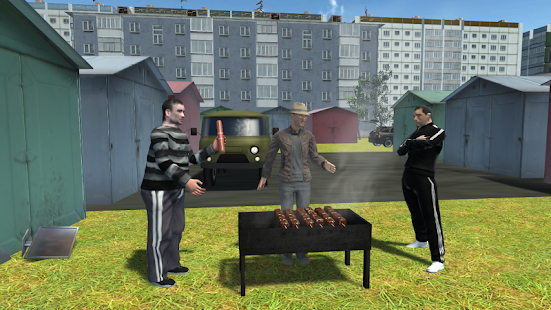Driver Simulator - Fun Games For Free 1.21 screenshots 2