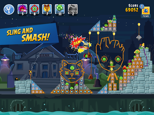 Angry Birds Friends 9.8.0 screenshots 13