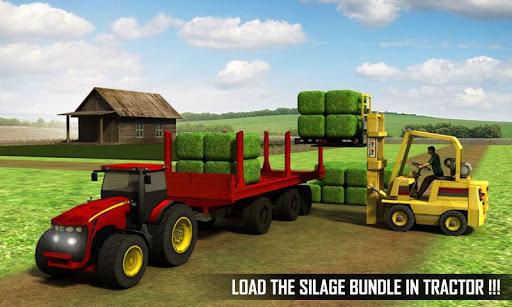 Silage Transporter Tractor  updownapk 1