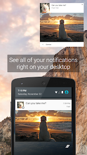 Pushbullet – SMS on PC and more (PRO) 18.4.0 Apk 3