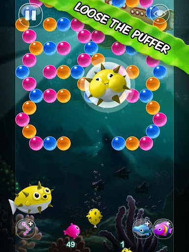 Bubble Fins - Bubble Shooter 5.4.2 screenshots 15