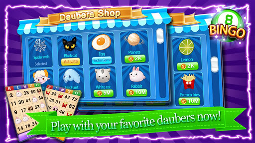 bingo arena - offline bingo casino games for free screenshot 2