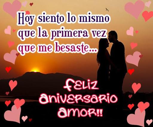 Frases de Feliz Aniversario Amor  Screenshots 6