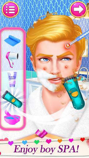 High School Date Makeup Artist - Salon Girl Games apkdebit screenshots 2