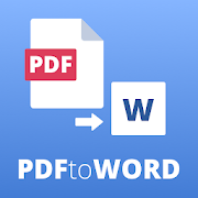 Alto PDF to Word Converter: convert docs on the go