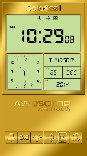 Awesome Alarm Clock Apk 1