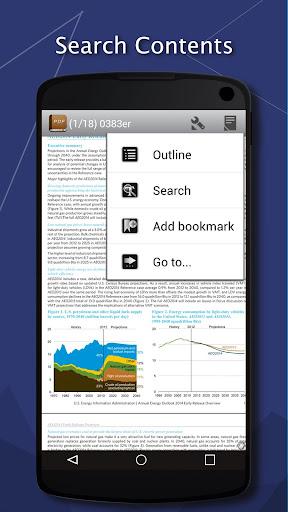 PDF Reader  Screenshots 4