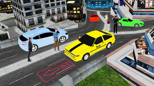 Car Games Taxi Game:Taxi Simulator :2020 New Games 1.00.0000 screenshots 6