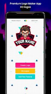 eSports gaming logo maker with name - Free 3.0 Screenshots 1