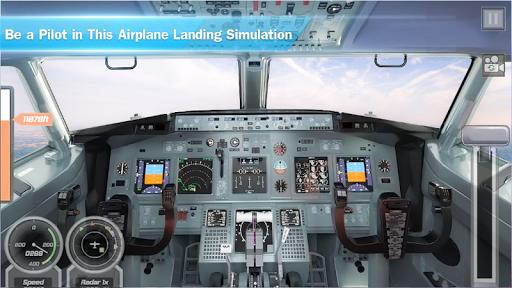 Airplane Games 2021: Aircraft Flying 3d Simulator 2.1.1 screenshots 11