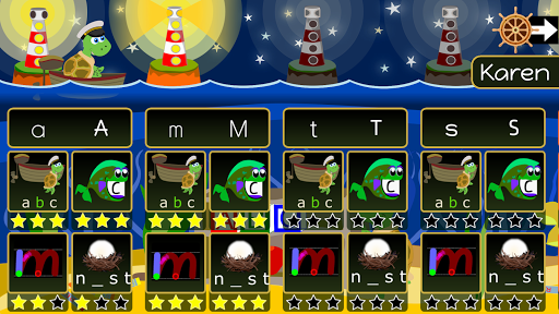 Phonics - Sounds to Words for beginning readers  screenshots 10