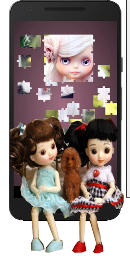 Cute Dolls Jigsaw And Slide Puzzle Game 1.51.7 screenshots 2