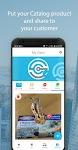 screenshot of SnapCard - Digital Business Card